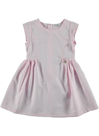 Mininio Elbise Pembe